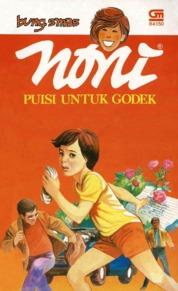 Cover Noni #6 Puisi untuk Godek oleh Bung Smas