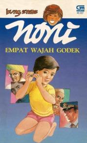Cover Noni #7 Empat Wajah Godek oleh Bung Smas
