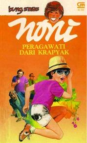 Cover Noni #8 Peragawati dari Krapyak oleh Bung Smas