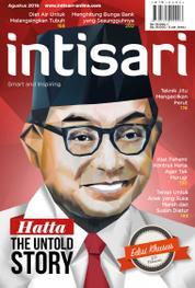 Cover Majalah intisari ED 647 2016