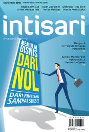 Cover Majalah intisari ED 648 2016