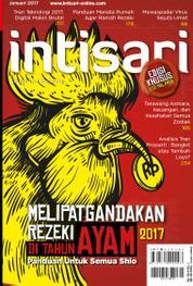 Cover Majalah intisari ED 652 Januari 2017