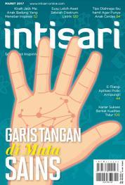 Cover Majalah intisari ED 654 Maret 2017