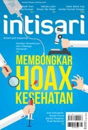Cover Majalah intisari ED 657 Juni 2017