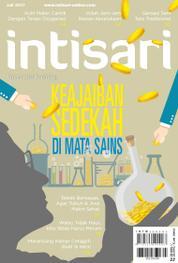 Cover Majalah intisari ED 658 Juli 2017