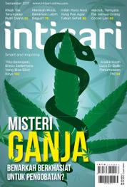 Cover Majalah intisari ED 660 September 2017