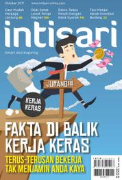 Intisari Magazine Cover ED 661 October 2017