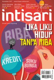 Cover Majalah intisari ED 662 November 2017
