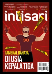 Intisari Magazine Cover ED 663 December 2017