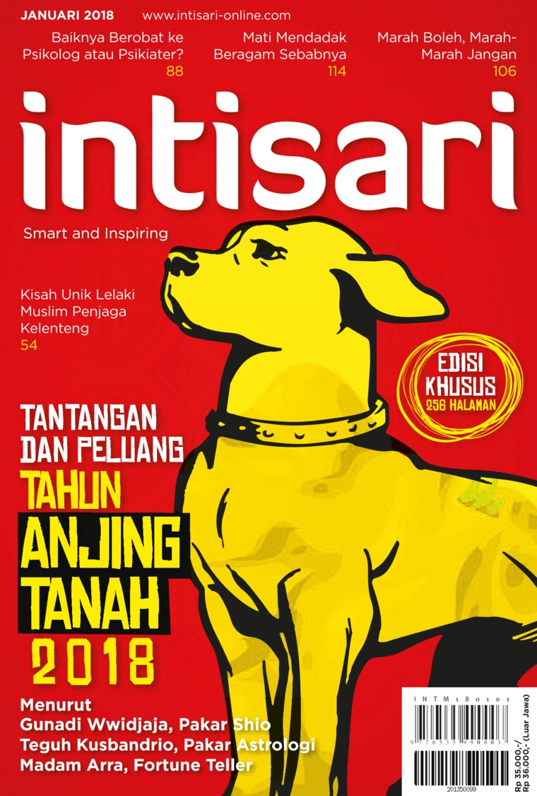 Intisari Digital Magazine ED 664 January 2018