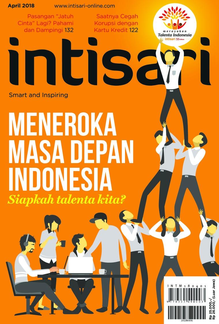 Intisari Digital Magazine ED 667 April 2018