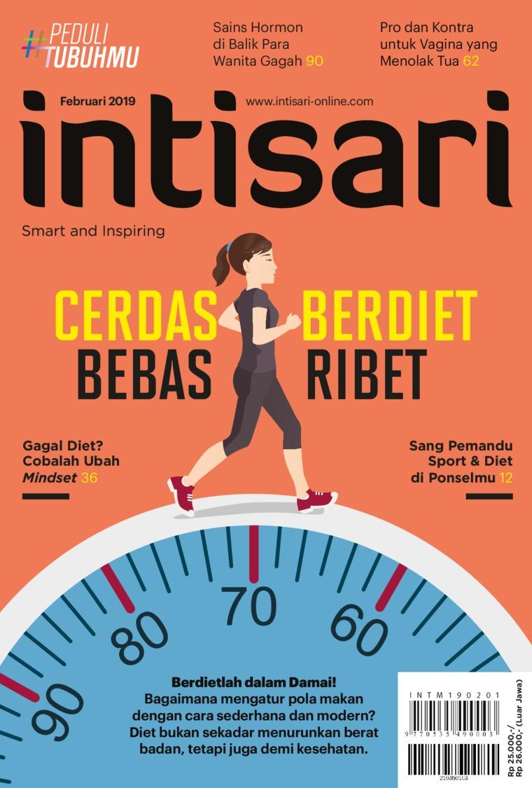 Intisari Digital Magazine ED 677 February 2019