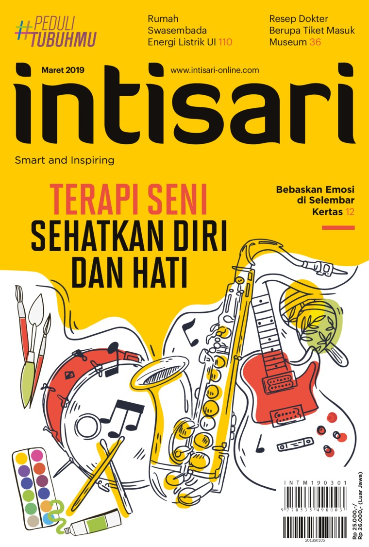 Intisari Digital Magazine ED 678 March 2019