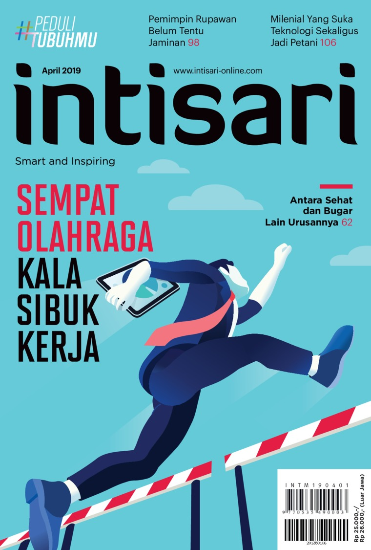 Majalah Digital intisari ED 679 April 2019