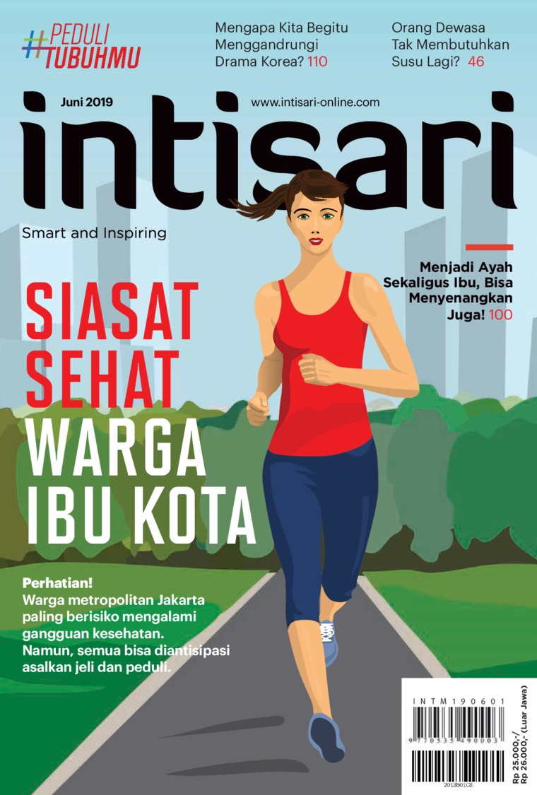 Intisari Digital Magazine ED 681 June 2019