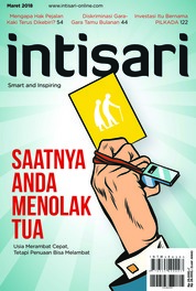 Intisari Magazine Cover ED 666 March 2018
