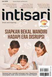 Intisari Magazine Cover ED 669 June 2018