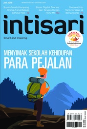 Intisari Magazine Cover ED 670 July 2018