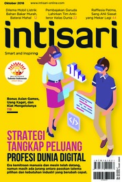 Intisari Magazine Cover ED 673 October 2018