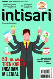 Intisari Magazine Cover ED 675 December 2018