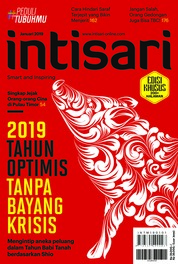 Intisari Magazine Cover ED 676 January 2019