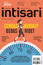 Intisari Magazine Cover ED 677 February 2019