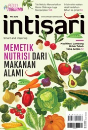 Intisari Magazine Cover ED 680 May 2019