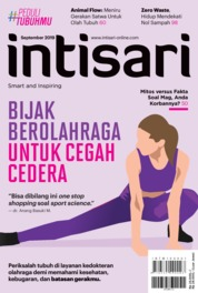 Cover Majalah intisari ED 684 September 2019