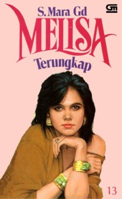 Melisa 13: Terungkap by S. Mara Gd. Cover