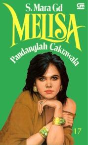 Cover Melisa 17: Pandanglah Cakrawala oleh S. Mara Gd.