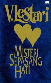 Misteri Sepasang Hati by V Lestari Cover