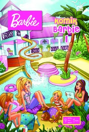 Komik Barbie#1 by Mattel Cover