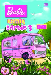 Komik Barbie#3 by Mattel Cover