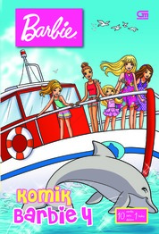 Komik Barbie#4 by Mattel Cover