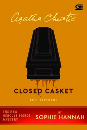 Peti Tertutup (Closed Casket) by Sophie Hannah Cover