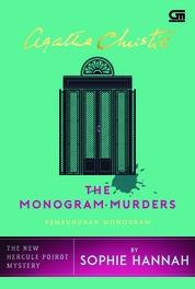 Pembunuhan Monogram (The Monogram Murders) by Sophie Hannah Cover