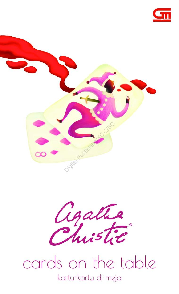Buku Digital Kartu-Kartu di Meja (Cards on the Table) oleh Agatha Christie