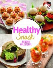 Cover Healthy Snack Rendah Kolesterol oleh Tuti Soenardi