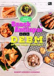 Cover Snack Antilapar ala DEBM oleh Robert Hendrik Liembono