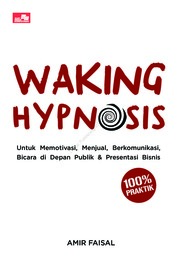Waking Hypnosis by Amir Faisal Cover