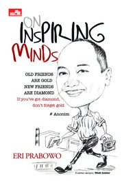 On Inspiring Minds by Eri Prabowo Cover