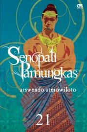 Cover Senopati Pamungkas #21 oleh Arswendo Atmowiloto