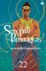 Cover Senopati Pamungkas #22 oleh Arswendo Atmowiloto