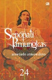 Cover Senopati Pamungkas #24 oleh Arswendo Atmowiloto