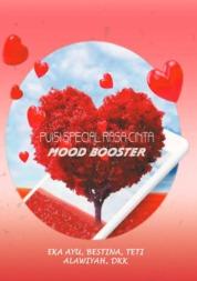 Cover Moodbooster oleh Eka Ayu, Bestina, Teti Alawiyah, Dkk