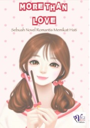 MORE THAN LOVE by ICHA ANDHARA Cover