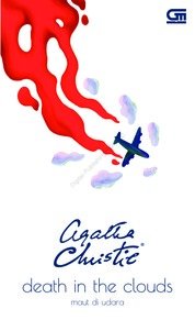 Cover Maut di Udara (Death in the Clouds) oleh Agatha Christie