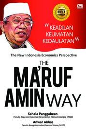 Cover Ma'ruf Amin Way oleh Sahala Panggabean & Anwar Abba