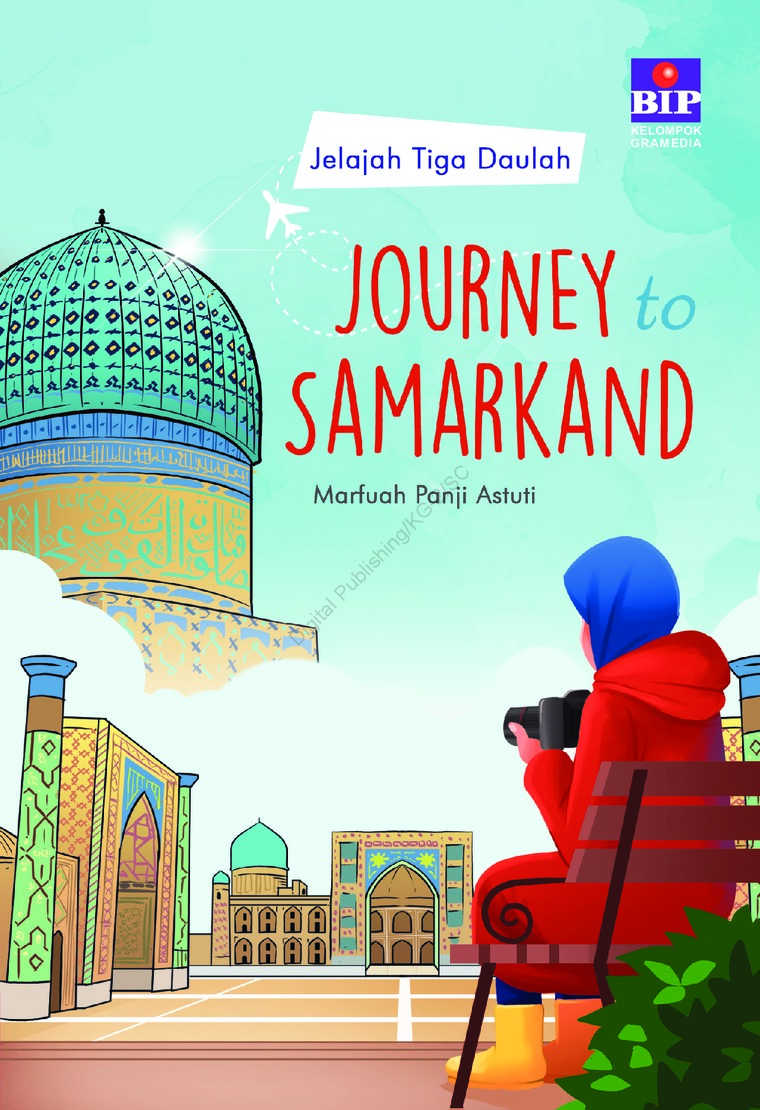 Buku Digital Journey To Samarkand oleh Marfuah Panji Astuti