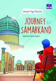 Journey To Samarkand by Marfuah Panji Astuti Cover